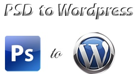 We offer high quality PSD to Wordpress conversion services
