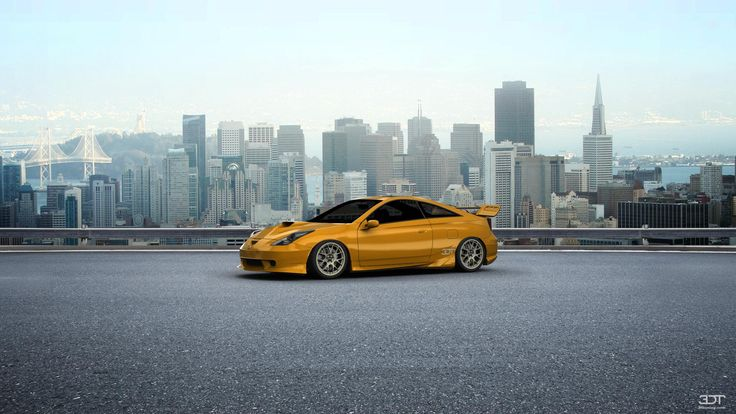 Checkout my tuning #Toyota #CelicaSS-I 2003 at 3DTuning #3dtuning #tuning