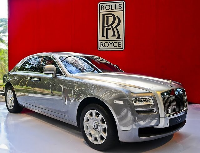 @Denise you would arrive in a Rolls-Royce Ghost