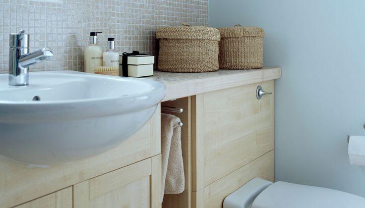 Πώς να οργανώσετε το μπάνιο
