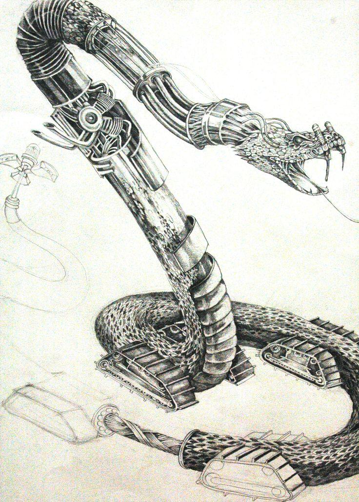 The 25+ best Snake drawing ideas on Pinterest | Snake ...