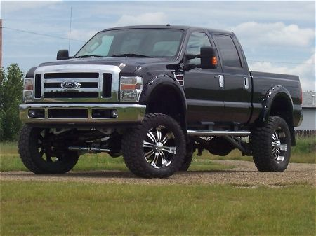 Lifted Ford Trucks Twitter  @GmcGuys http:/www./twitter.com/GMCGuys