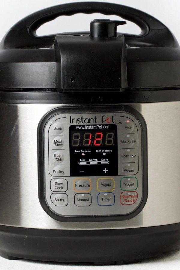 Converting recipes to instant pot