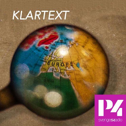 Klartext   Sveriges Radio