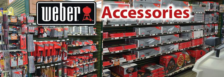 Weber Grill Accessories | Weber Covers, Carts, Tables | Gertens