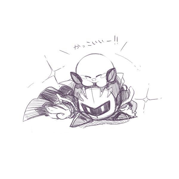 Meta Knight X Kirby Tumblr Video Games Pinterest