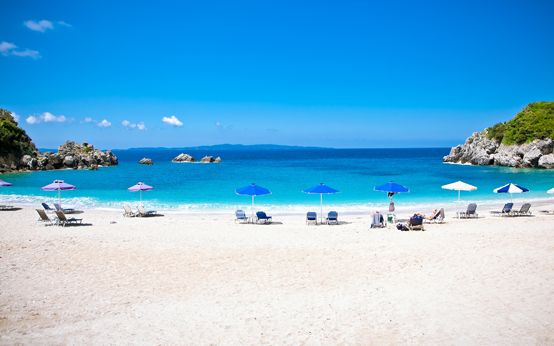 Sarakiniko – Parga- Western Mainland http://linkgreece.com/travel/blog/blog/2015/03/19/the-top-10-greek-beaches-for-2015/
