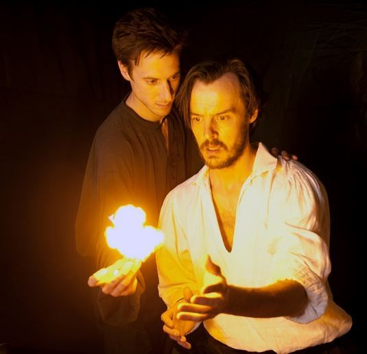 Faustus and the Devil at the Globe