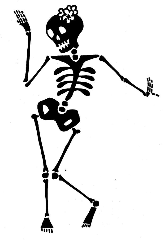 отличие скелет шаблон картинка ползучие
