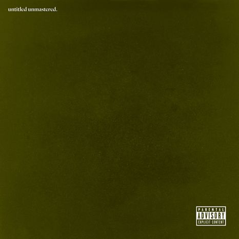 """Having treated fans with new music during various TV performances over the past year, Top Dawg Entertainment, alongside Aftermath Ent/Interscope Records have released """"untitled unmastered."""" by Kendrick Lamar, an 8-song project which features studio versions of the untitled songs Kendrick performed on The Colbert Report, The Tonight Show with Jimmy Fallon and the most recent performance at the 58th annual GRAMMY Awards show."""