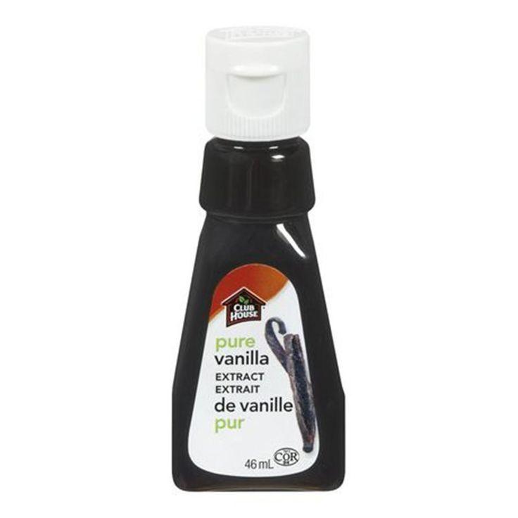 Club House Pure Vanilla Extract