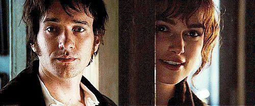 Mr. Darcy and Elizabeth Bennet