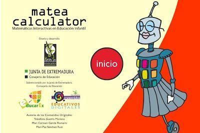 """http://lacasetaespecial.blogspot.com.es/2013/06/joc-calculator.html   La CASETA, un lloc especial: Joc: """"Matea Calculator"""""""