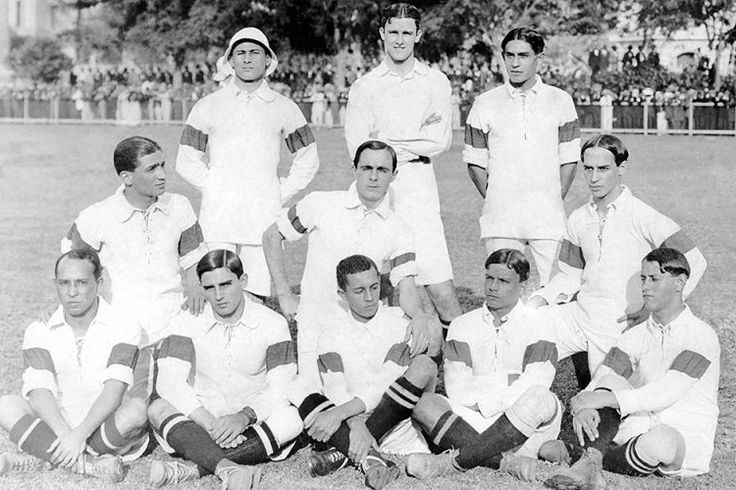 Brazil's national team (Seleção Brasileira) played their first game in 1914, when they beat Exeter City 2-0.