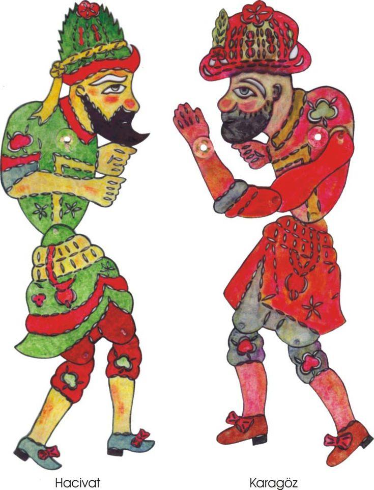 Karagöz and Hacivat