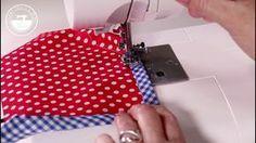 Truco de costura: cómo coser el bies perfecto | Manualidades