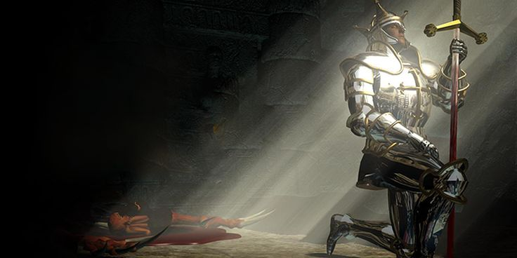 This Diablo 2 Paladin build is very useful in mixed parties due to its healing skills that can be used to keep team members alive. Read more about this build over on our blog. Image Source: Blizzard Entertainment