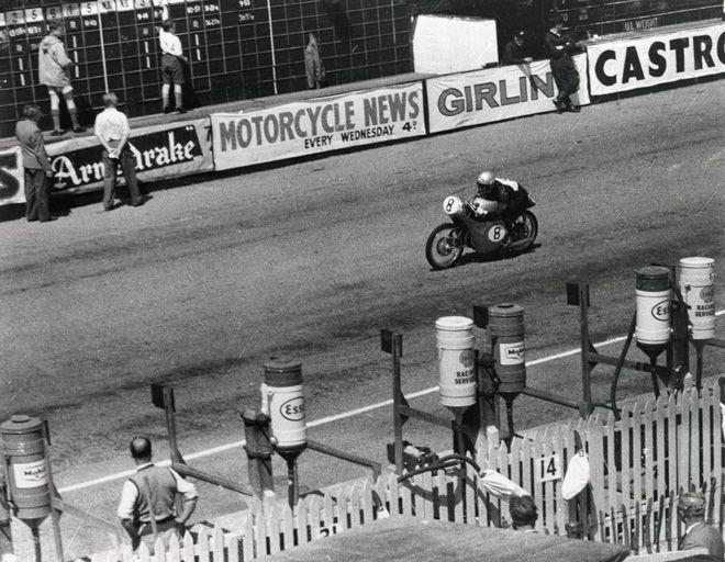 Naomi Taniguchi / RC142 (1959 The Isle of Man TT)