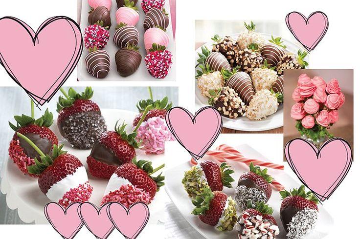 На 3 порции тебе понадобится: 1 ст. рубленого миндаля 100 гр. непористого темного, молочного или белого шоколада без начинки 8-10 ягод клубники Рецепт:  Положи миндаль в миску. Растопи шоколад на водяной бане или в микроволновке, перемешай до однородности. Окунай каждую ягодку сначала в растопленный шоколад, потом в рубленый миндаль, держа ее за плодоножку. Переложи клубнику на застеленную пергаментом формудля выпечки и убери в холодильник до застывания.