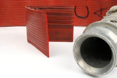 Fire Hose wallet!