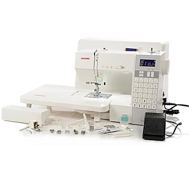 Janome 30-Stitch Computerized Sewing & Quilting Machine  #ilovetoshlop