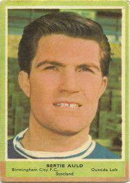 3. Bertie Auld  Birmingham City
