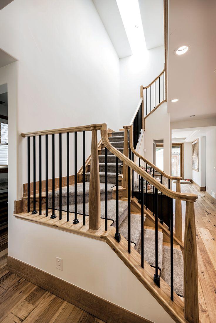 Beautiful Hazard | Pro Remodeler | Stairs, Stair railing ...