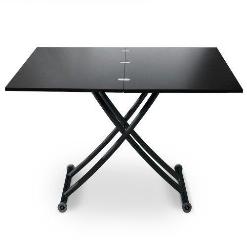 Table Ajustable En Hauteur. Simple A La Hauteur With Table Ajustable ...