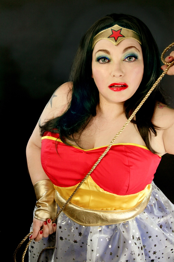 Real wonder woman outfit-6349