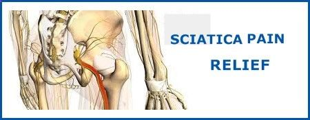 Sciatica Pain Relief - 3 Treatments for Relief of Sciatica Pain