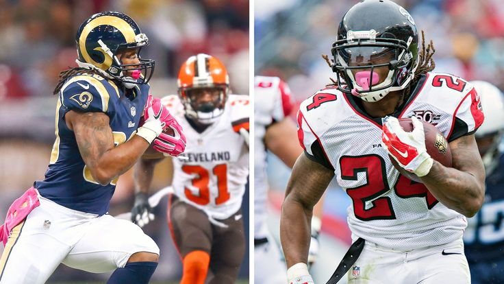 A sneak peek at our fantasy football running back rankings for NFL Week 8.