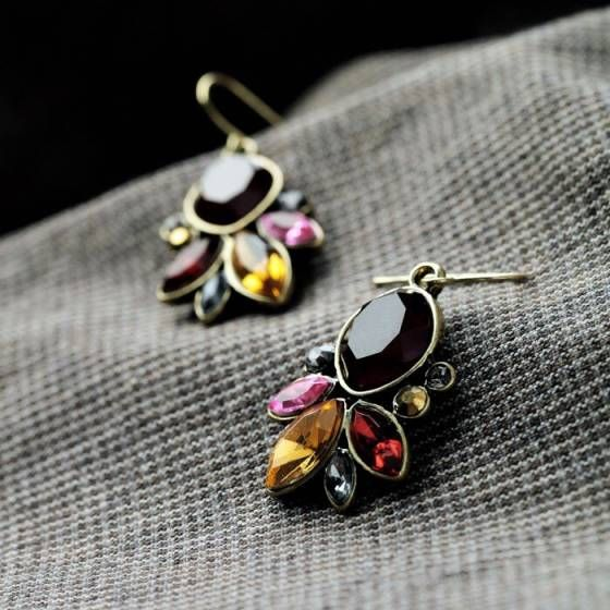 Shopo.in : Buy Antique Drop Earrings online at best price in New Delhi, India