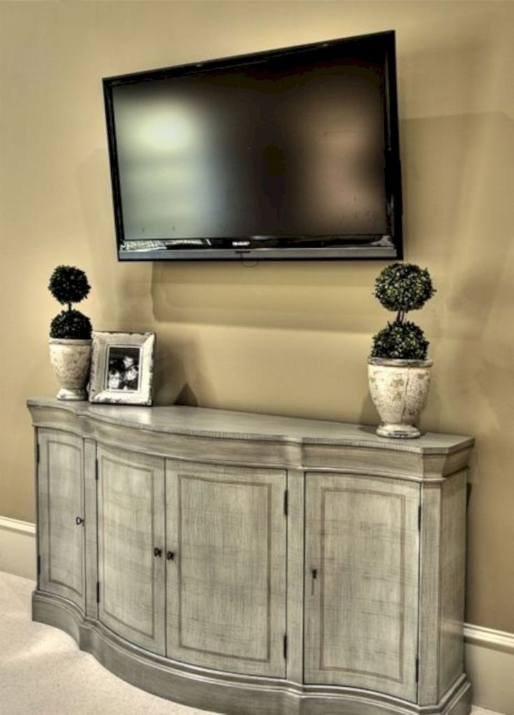 49 Fabulous Tv Stand Décor Ideas For Living Room