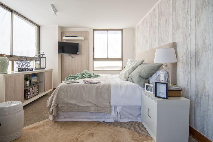 Dormitorio principal piloto 118 m2 http://bit.ly/1CV3rOP