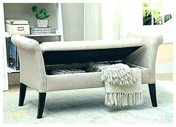 End Of Bed Sofa End Of Bed Sofa Upholstered Storage Bench End