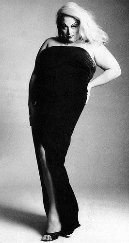 #Divine Ursula was based off of her!
