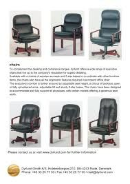 We are renowned for producing some of the world's finest executive office furniture and offer several distinctive lines.