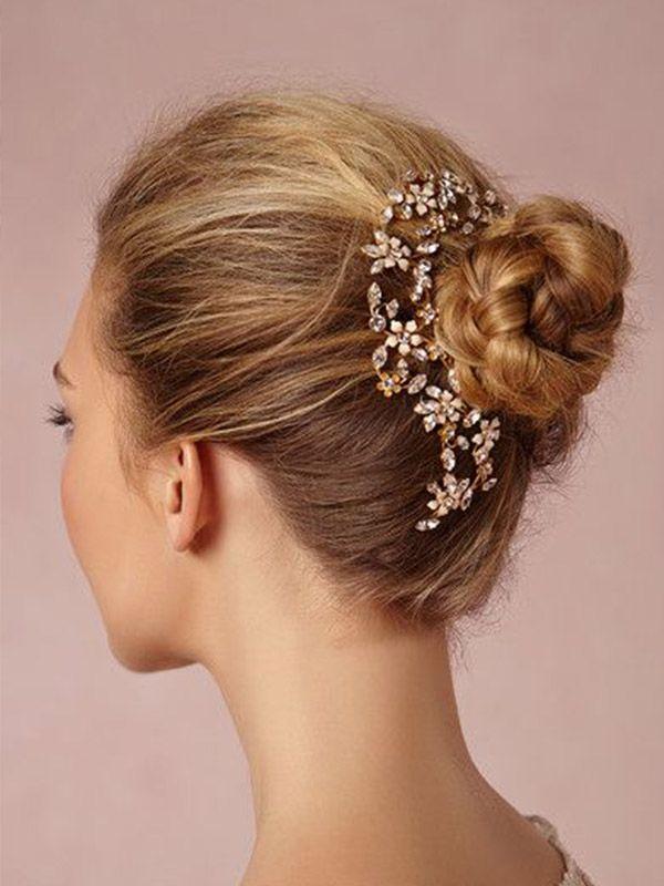 Embellished Bun - 11 Summer Hair Buns