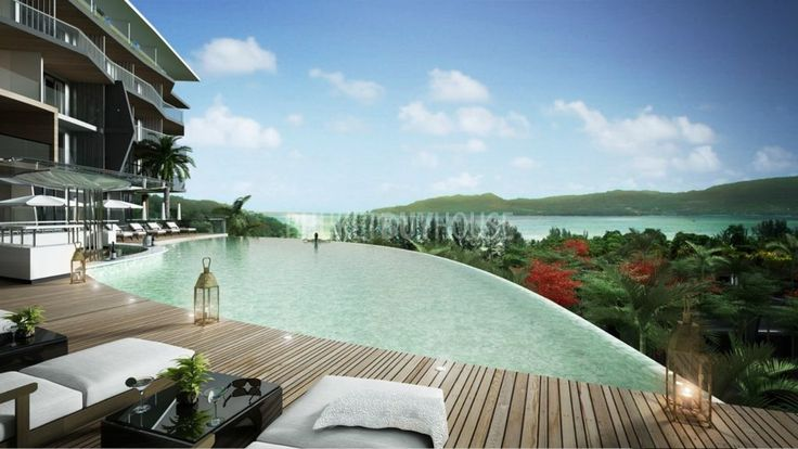 #Modern #Apartment In Brand New #Condo Nestled between two white sand beaches and set within a spectacular peninsula boasting remarkable views, on #Phuket's south west coast. More information: http://phuketbuyhouse.com/4543/condo-apartment-in-patong-9400000-thb