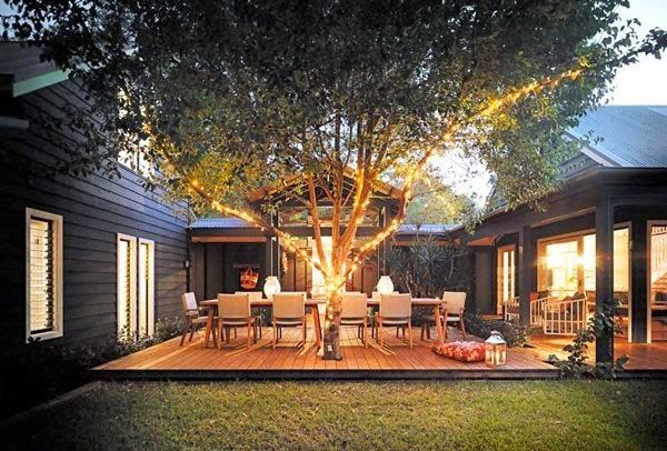 u-shaped house plans - Google Search