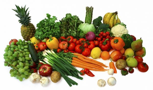 Verdure contro la stitichezza