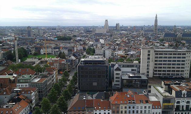 restlessfeet | ONE DAY IN ANTWERP, BELGIUM