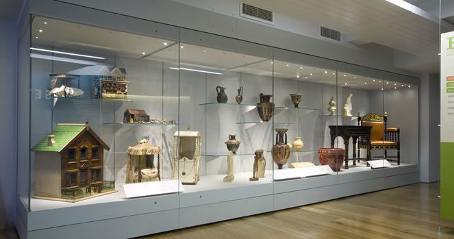 Higgins Gallery and Museum