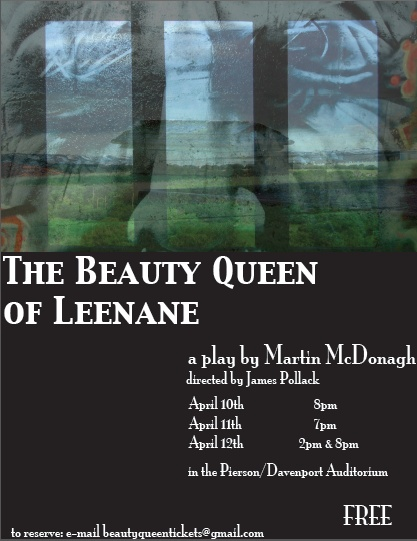 the beauty queen of leenane by martin mcdonagh (2008, Yale University)