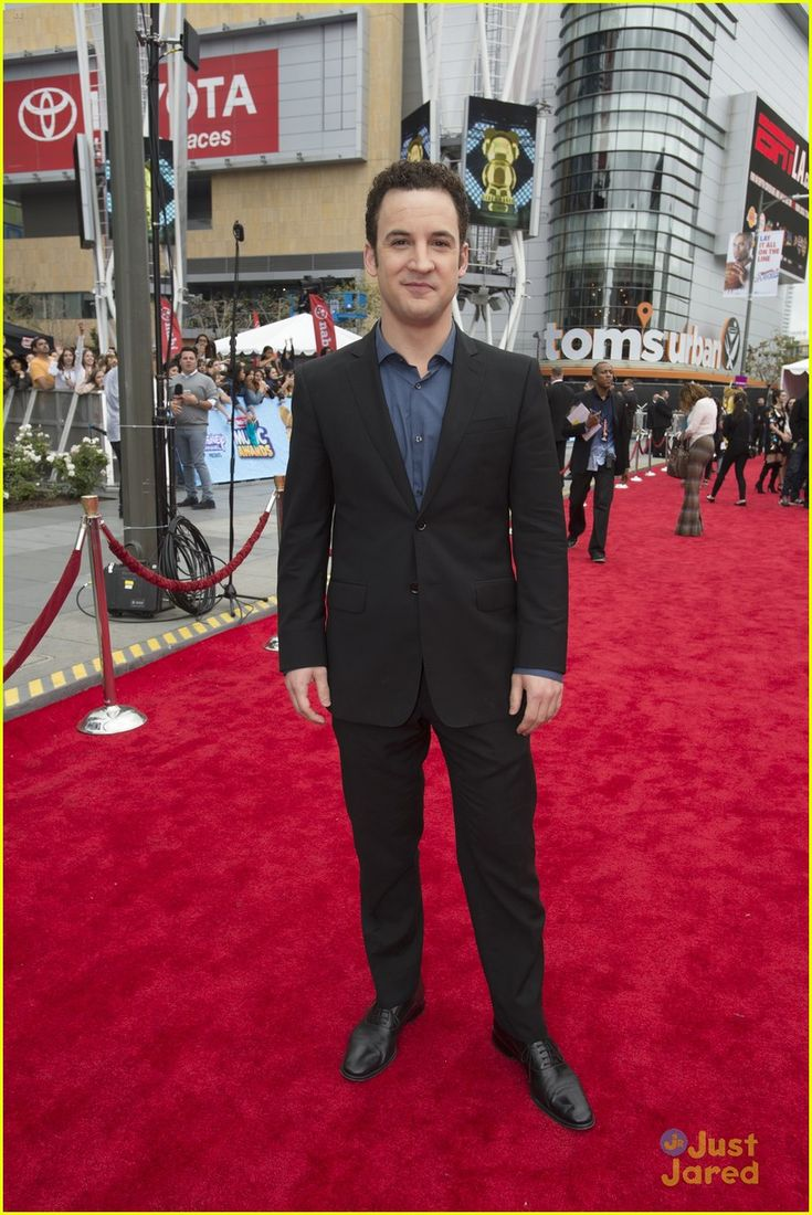 Ben Savage at the Radio Disney Music Awards 2015