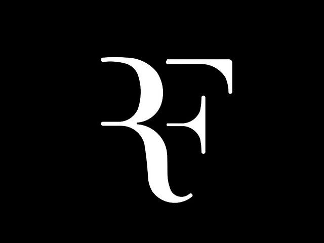Roger Federer logo