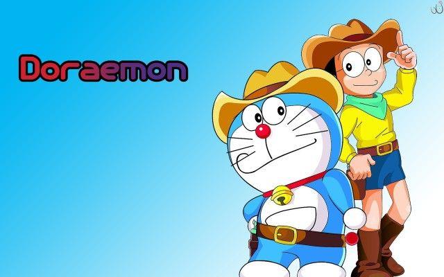 Doraemon Cartoons Cute Wallpaper Free Download