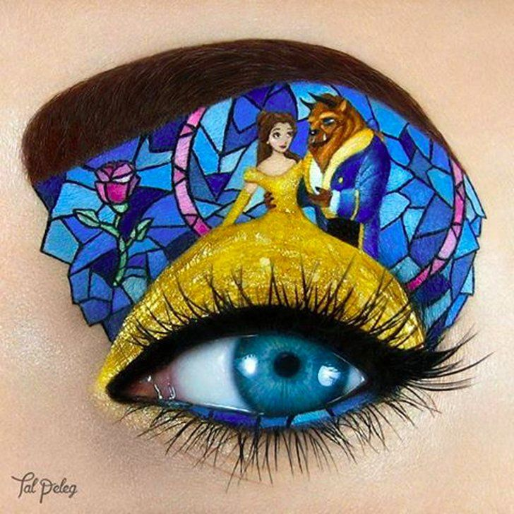 Be the Belle of the Ball With These Incredible Disney-Inspired Makeup Looks
