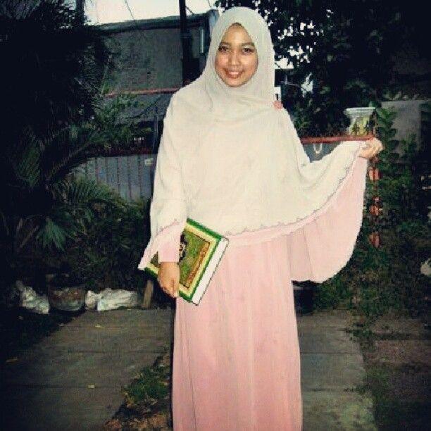 True Hijab | Syar'i | Photo by ratubilqisyari