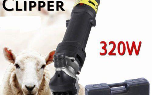 Ridgeyard Cheveux Tondeuse Animal Animaux Chien Mouton Chèvre électrique Professionnelle Cisaillement Fournitures De Bureau Kit: Puissance:…